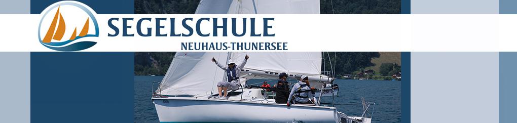 Segelschule Neuhaus-Thunersee