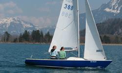 Yacht Yngling